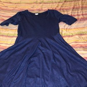 Lularoe 3x Nicole Dress